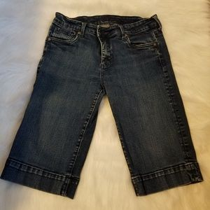 Women's KUT From the Kloth Bermuda Jean Shorts